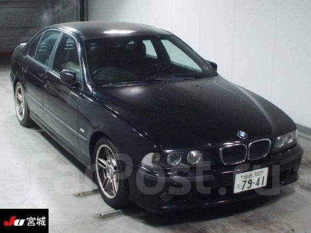 Капот. BMW 5-Series, E39 BMW X3 BMW 3-Series BMW X5 Двигатель M54B30