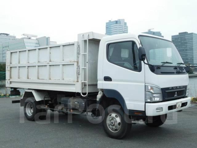 Mitsubishi Canter. Мостовой Самосвал , 5 200 куб. см., 3 000 кг. Под заказ