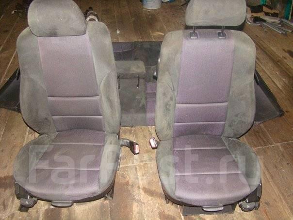 Интерьер. BMW 3-Series, E46/3, E46/2, E46/4