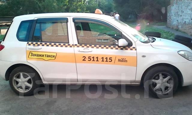 Сдам авто под такси Mazda Demio 2006г 1.3. Без водителя