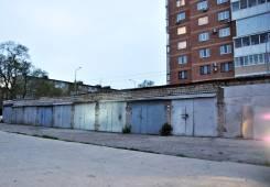 Гаражи капитальные. улица Пушкина 17, р-н центр, 18 кв.м., электричество, подвал.