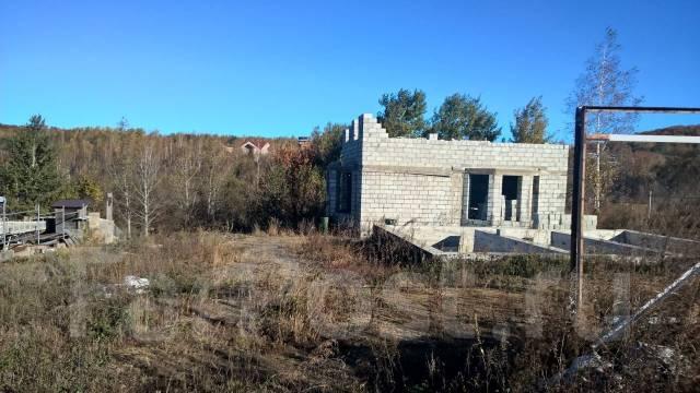 Коттедж не достроен. Булатная9, р-н Краснофлотский, площадь дома 180 кв.м., от частного лица (собственник). Дом снаружи