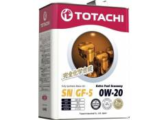 Totachi. Вязкость 0W-20