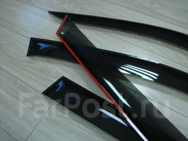 Ветровик. BMW X5