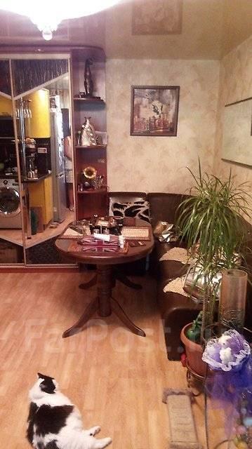 2-комнатная, улица Надибаидзе 22. Чуркин, агентство, 42 кв.м. Интерьер