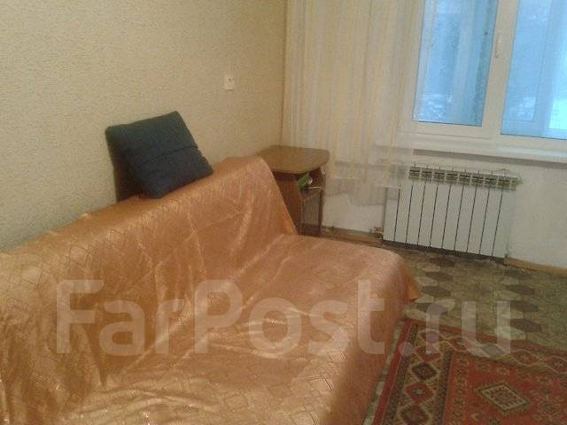 1-комнатная, улица Нейбута 77. 64, 71 микрорайоны, агентство, 39 кв.м.
