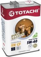 Totachi. Вязкость 5w40