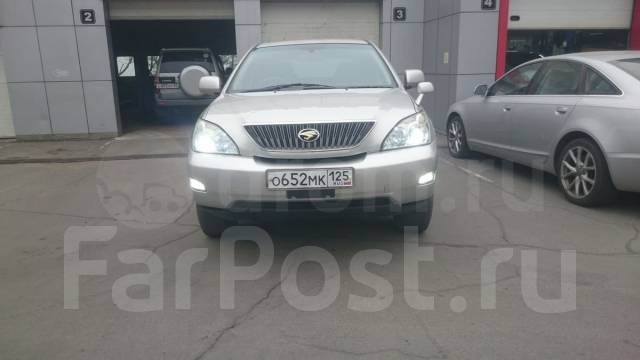 Toyota Harrier. автомат, 4wd, 2.4 (160 л.с.), бензин, 140 тыс. км