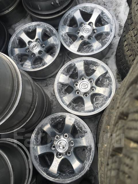 Toyota. 7.0x17, 6x139.70, ET30. Под заказ