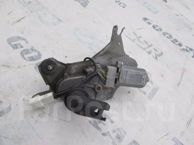Моторчик заднего дворника. Toyota Prius, NHW20