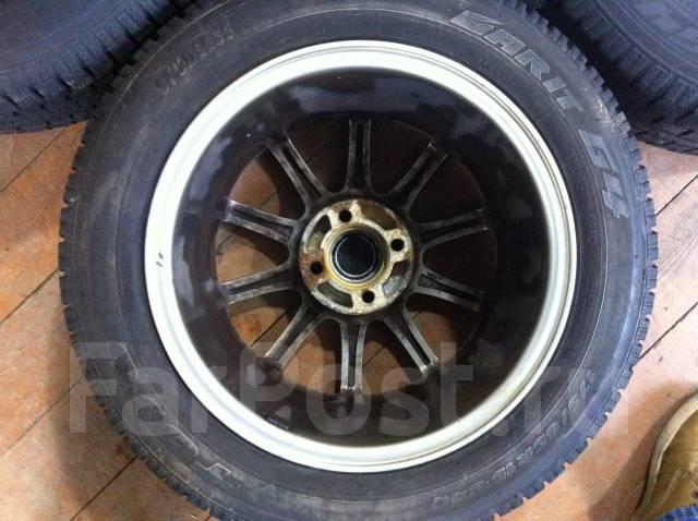 Колеса Sport Technic R15; Toyo Garit G4 175/65R15. 6.5x15 4x100.00 ET42
