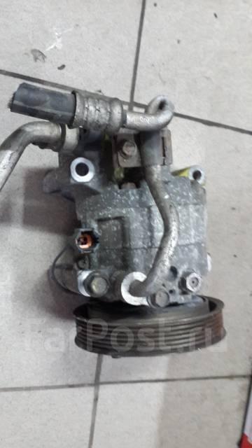 Компрессор кондиционера. Nissan X-Trail Nissan Expert Nissan Bluebird Двигатели: SR20VET, QG18DE, SR20DE