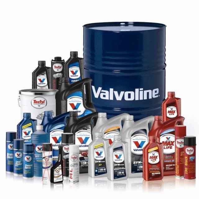 """""""Valvoline"""" масла и тех. жидкости для легковых и грузовых автомобилей"""