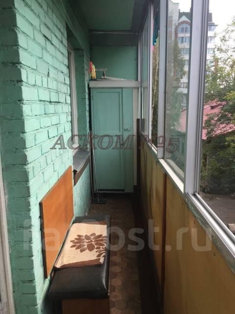1-комнатная, улица Захарова 5. Центр, агентство, 32 кв.м.