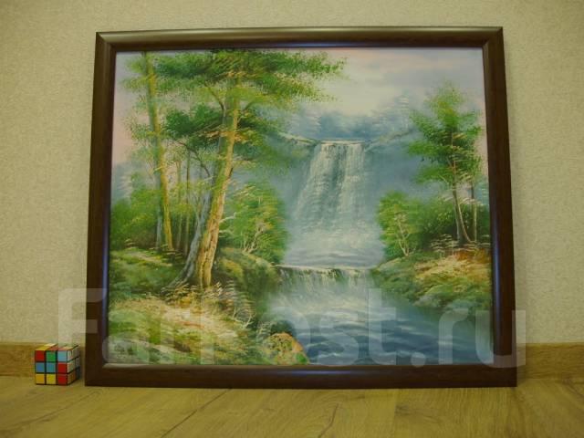 Картина Холст Масло В раме 60см*70см