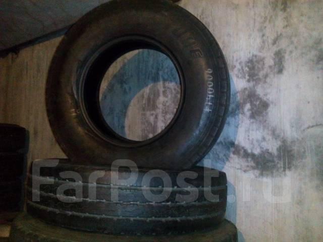 Bridgestone Duravis. Летние, 2012 год, износ: 5%, 2 шт