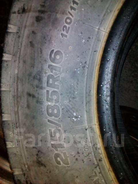 Bridgestone Duravis. Летние, 2011 год, износ: 5%, 2 шт