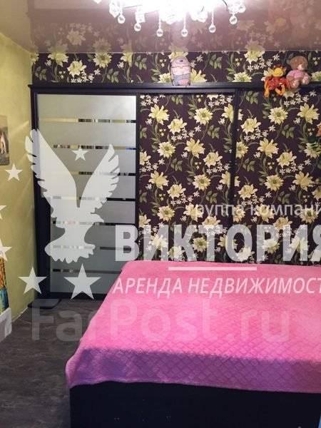 1-комнатная, улица Калинина 49. Чуркин, агентство, 33 кв.м. Комната