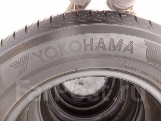 Yokohama BluEarth. Летние, износ: 10%, 4 шт. Под заказ