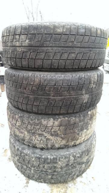 Bridgestone Blizzak Revo2. Зимние, без шипов, износ: 60%, 4 шт