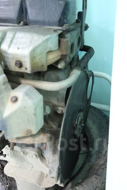 Двигатель. Nissan Safari, WYY60, VRY60, WRGY60, WRY60, VRGY60, WGY60, FGY60 Двигатель TD42