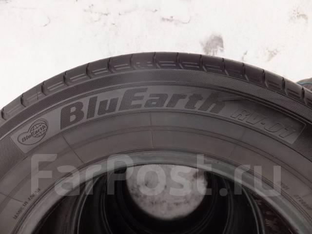 Yokohama BluEarth RV-01. Летние, 2013 год, износ: 10%, 4 шт. Под заказ