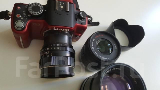 Panasonic Lumix. 10 - 14.9 Мп
