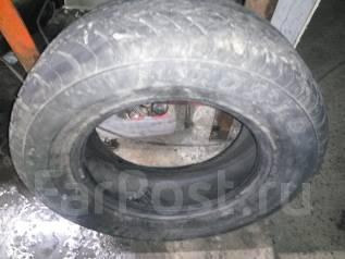 Dunlop Grandtrek PT1. Летние, 2005 год, износ: 20%, 1 шт
