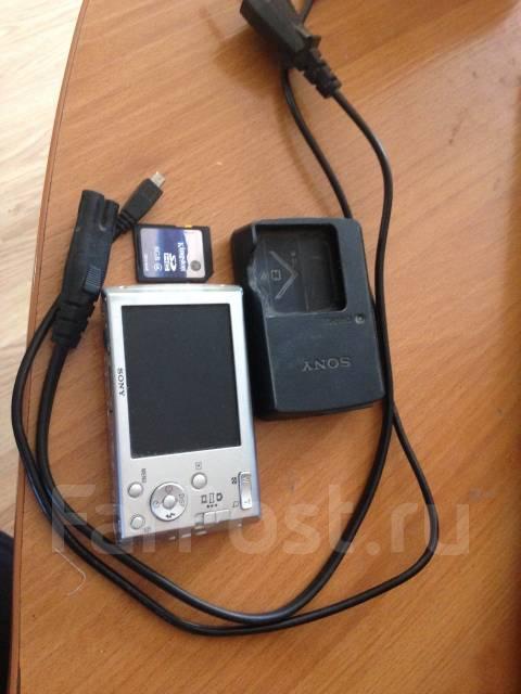 Sony Cyber-shot DSC-W510. 10 - 14.9 Мп, зум: 4х