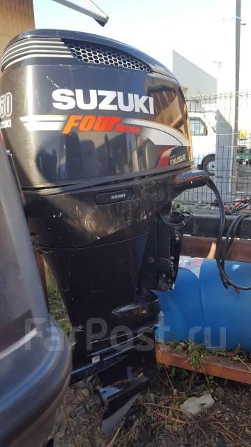 Suzuki. 250,00л.с., 4-тактный, бензиновый, Год: 2013 год. Под заказ