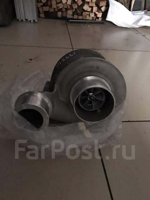 Турбина. Opel