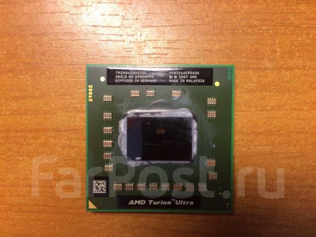 AMD Turion X2 Ultra ZM-84