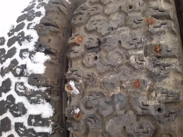 Bridgestone. Зимние, шипованные, 2009 год, износ: 20%, 4 шт