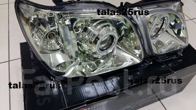 Фара. Toyota Land Cruiser Cygnus, UZJ100W Lexus LX470, UZJ100, UZJ100W