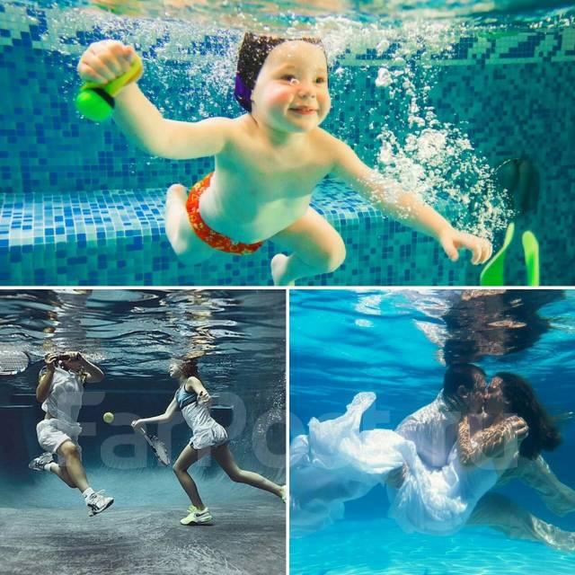 Фотосессии Подводные