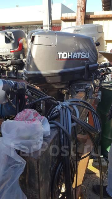 Tohatsu. 4-тактный, бензиновый, Год: 2003 год. Под заказ