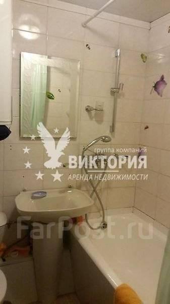 1-комнатная, улица Невельского 27. 64, 71 микрорайоны, агентство, 34 кв.м. Сан. узел