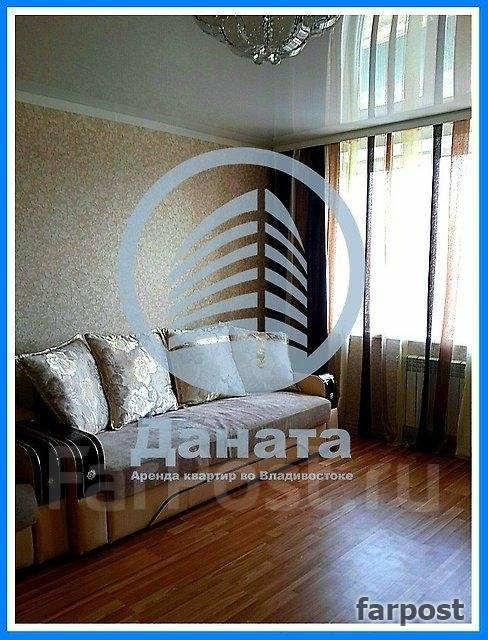 3-комнатная, улица Монтажная 11б. Борисенко, агентство, 85 кв.м. Комната