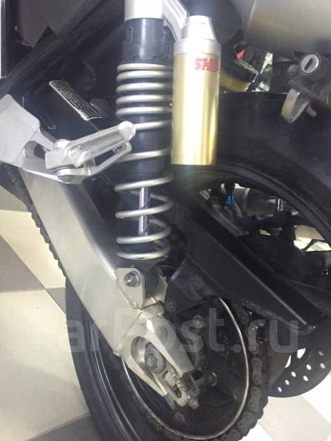 Honda CB 400. 400 куб. см., исправен, птс, без пробега