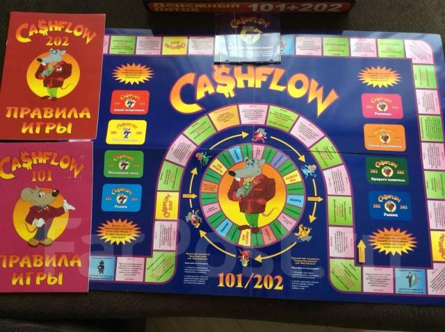 Игра денежный поток