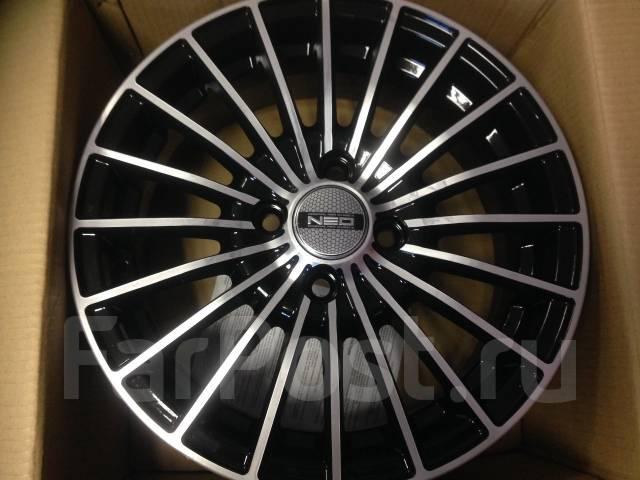 Nissan. 6.0x15, 4x100.00, ET45, ЦО 67,1мм.