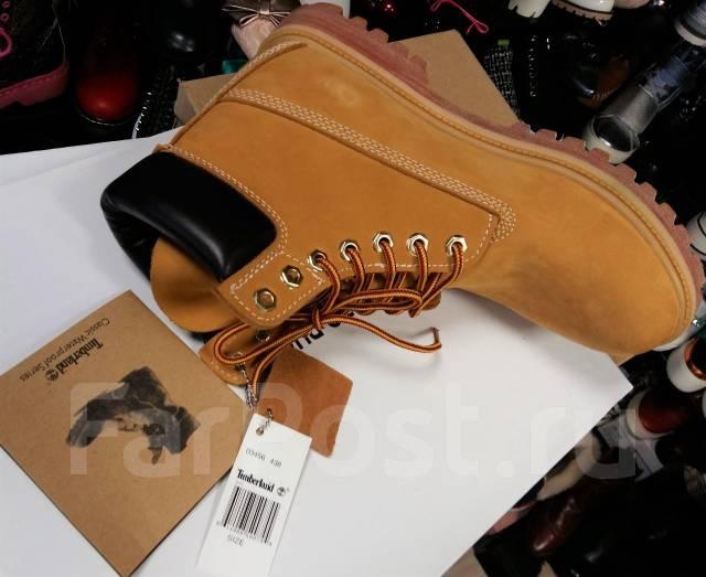 Ботинки Тимберленды. 38, 40
