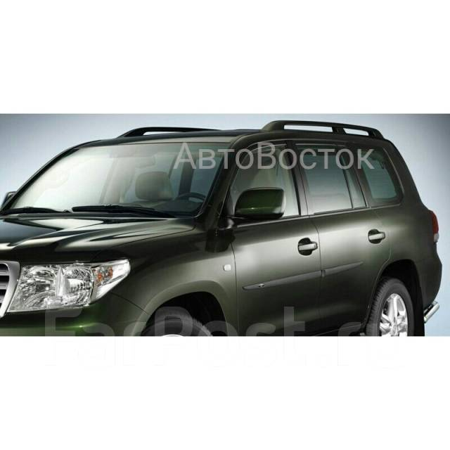 Рейлинги. Toyota Land Cruiser. Под заказ