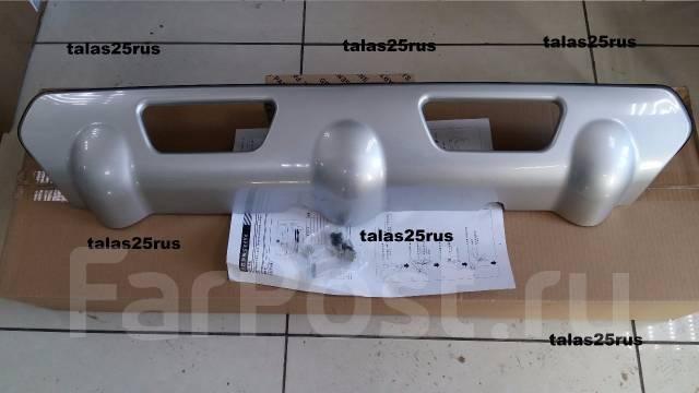 Накладка на бампер. Nissan X-Trail, T31, NT31, NT32, DNT31, TNT31