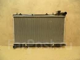 Радиатор охлаждения двигателя. Subaru Forester Subaru Impreza, GD, GD2, GD3, GD4, GD9, GG, GG2, GG3, GG5, GG9 Двигатели: EJ15, EJ161, EJ20, EJ201