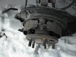 Механизм стояночного тормоза. Toyota Corona, ST191 Двигатель 3SFE