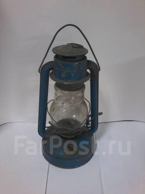 Керосиновая лампа. Оригинал