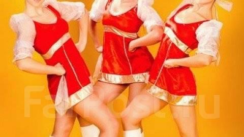 Зажигательное танцевальное шоу на любой праздник!