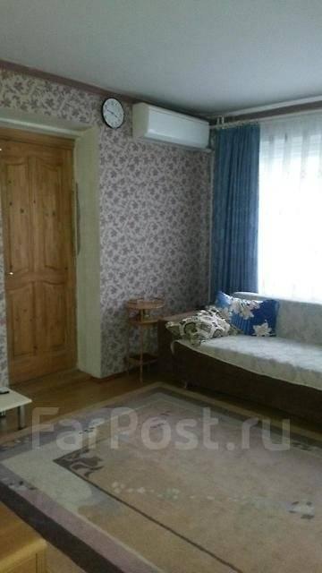 1-комнатная, улица Невельского 27. 64, 71 микрорайоны, агентство, 34 кв.м. Комната