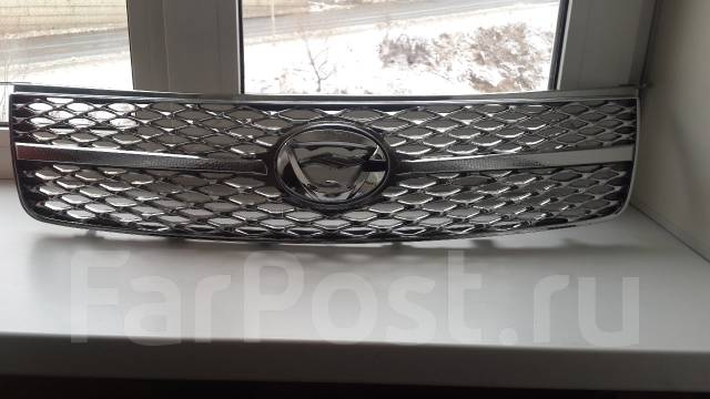 Решетка радиатора. Toyota Corolla Fielder, NZE141G, NZE141, NZE144, NZE144G